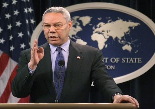 """يعد أبرز مهندسي غزو العراق 2003.. وفاة """"كولن باول"""" وزير الخارجية الأمريكي الأسبق"""