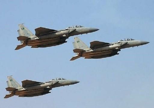 مقتل 82 متمرداً حوثياً على الأقل في غارات للتحالف قرب مأرب